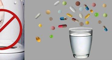 Medicijnresten in ons Water