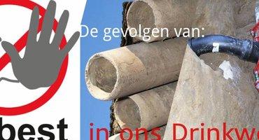Asbest in ons Drinkwater