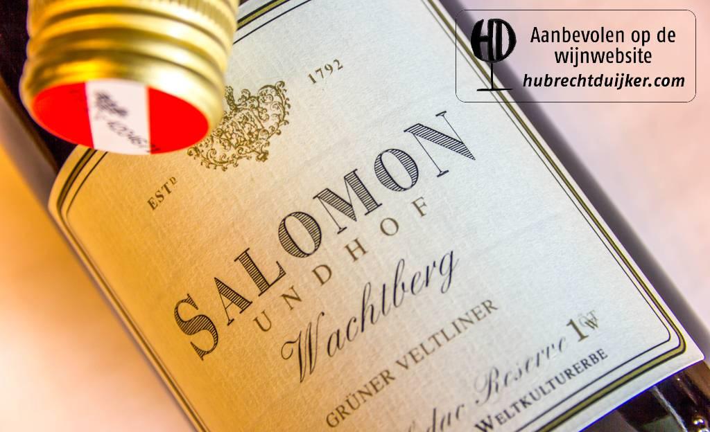 Hubrecht Duijker over Weingut Salomon Undhof
