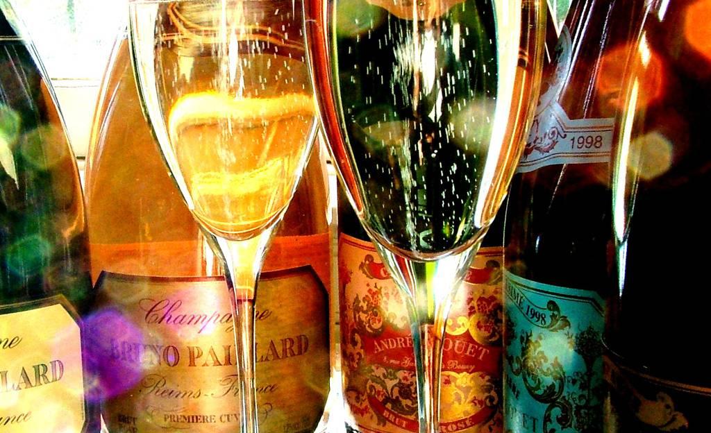Champagne versus Prosecco