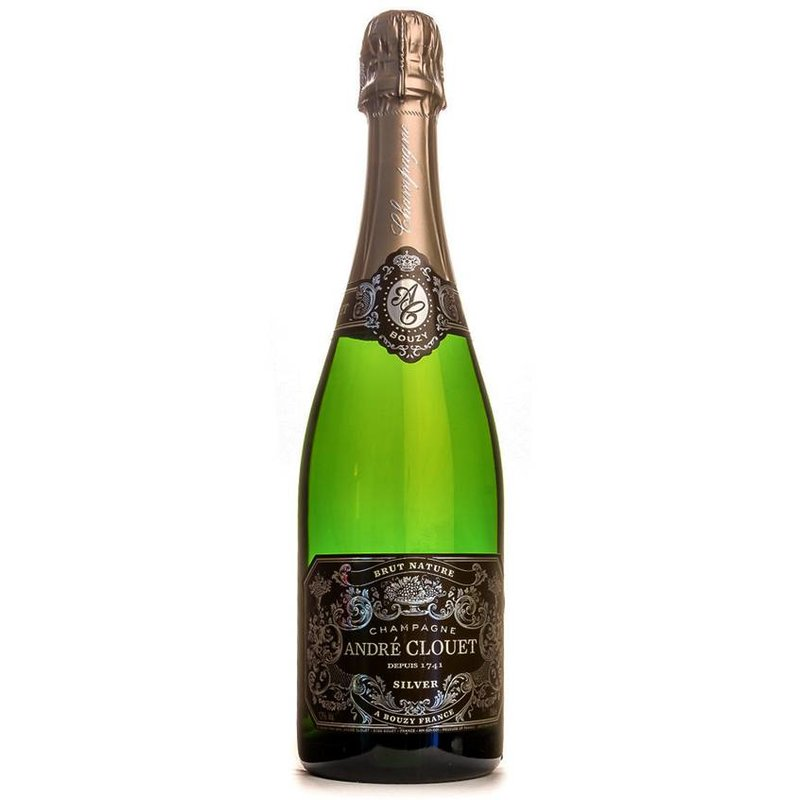 Champagne André Clouet - Brut Nature Silver - Champagne