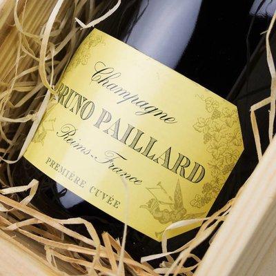 Champagne Bruno Paillard - Première Cuvée Extra Brut - Cadeau