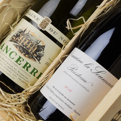 Nozay Sancerre & Soumade Rasteau - Cadeau