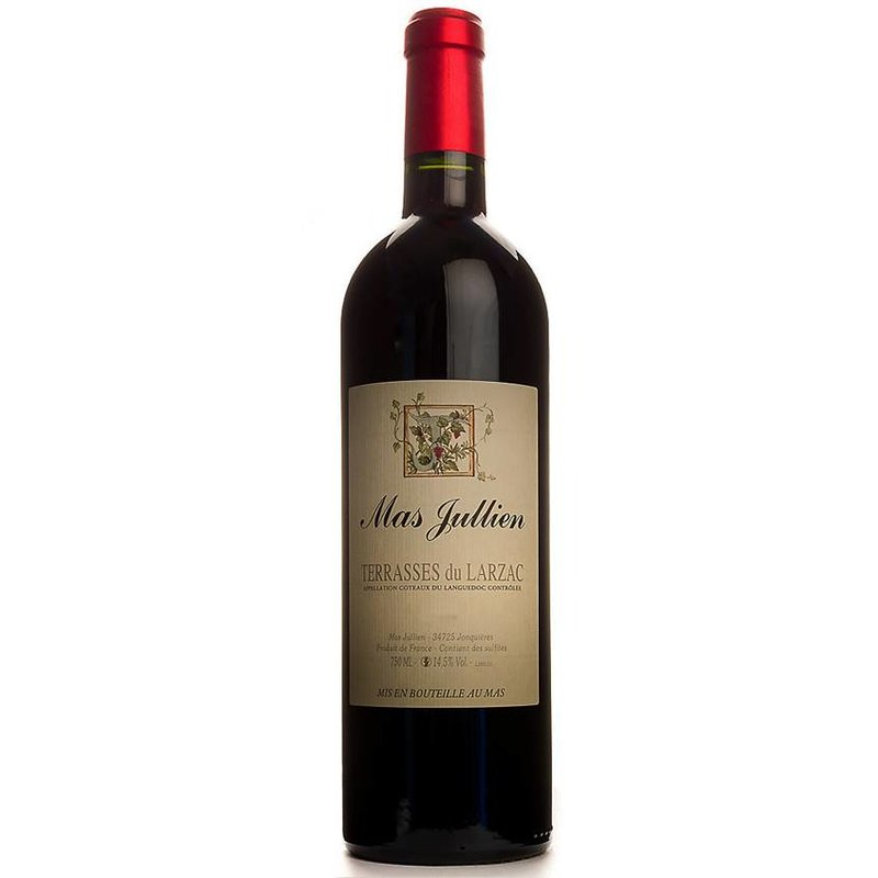 Mas Jullien - Rouge - Terrasses du Larzac