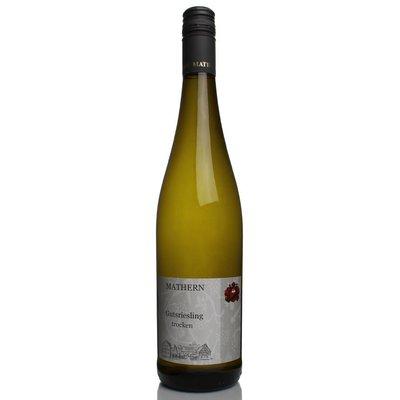 Weingut Mathern - Gutsriesling Trocken - Nahe