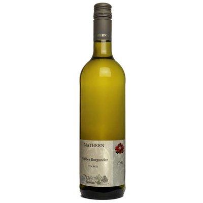 Weingut Mathern - Weisser Burgunder Trocken - Nahe