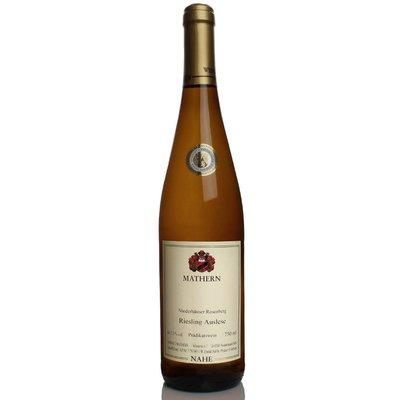 Weingut Mathern - Riesling Auslese Niederhäuser - Nahe