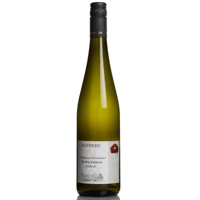 Weingut Mathern - Riesling Kabinett Feinherb Niederhäuser Felsensteyer - Nahe