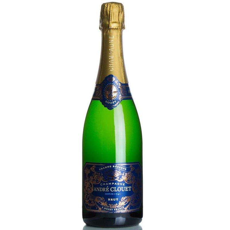 Champagne André Clouet - Brut Grande Réserve - Champagne