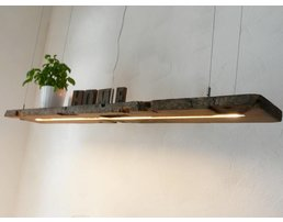 Pendant lights wood