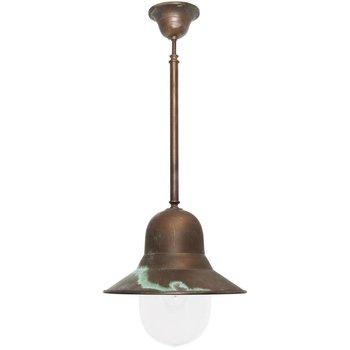 Hanging light antique rustic
