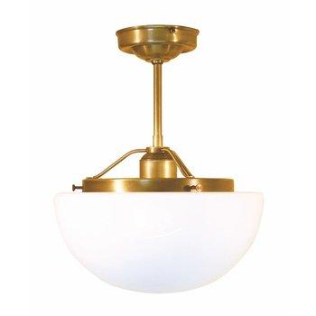 Deckenlampe Lampe antik messing