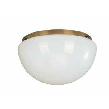 Ceiling light antique brass