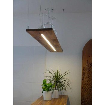 Hanging light Acacia ~ 80 cm
