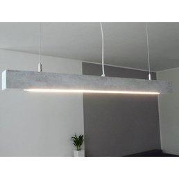 lampe lampe suspendue en béton ~ 80 cm