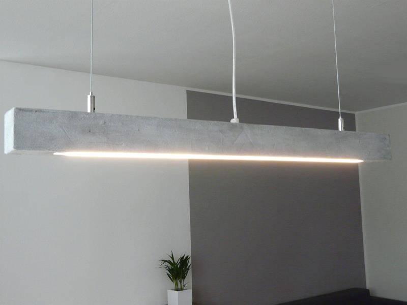 Beton Lampe acheter une lampe en béton - luxina licht