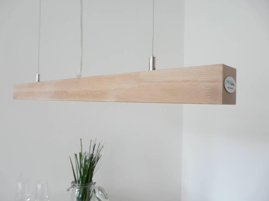 leuchte holz buche kaufen luxina licht. Black Bedroom Furniture Sets. Home Design Ideas