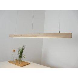 Hängeleuchte Holz Buche ~ 120 cm
