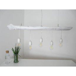 Lanterne flottante Shabby Chic 3 flg. ~ 97 cm