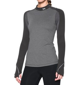 Under Armour Damen-Mock-Shirt ColdGear® Elements