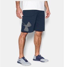 Under Armour Herren Shorts UA Rival Fleece Exploded Logo