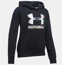Under Armour Girls' UA Threadborne™ Fleece Hoodie