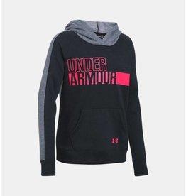 Under Armour Mädchen Hoodie UA Favorite Fleece