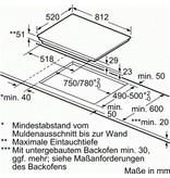 Siemens EX877LYC1E inductie (studioline)