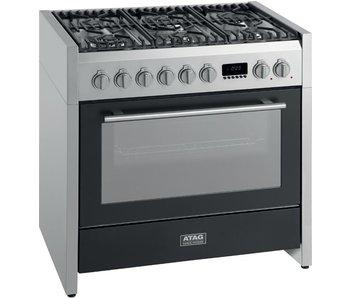 Atag FG9070EA fornuis met enkele oven (90cm)