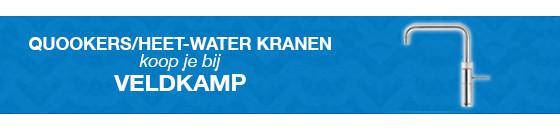 Quookers/Heet-water kranen