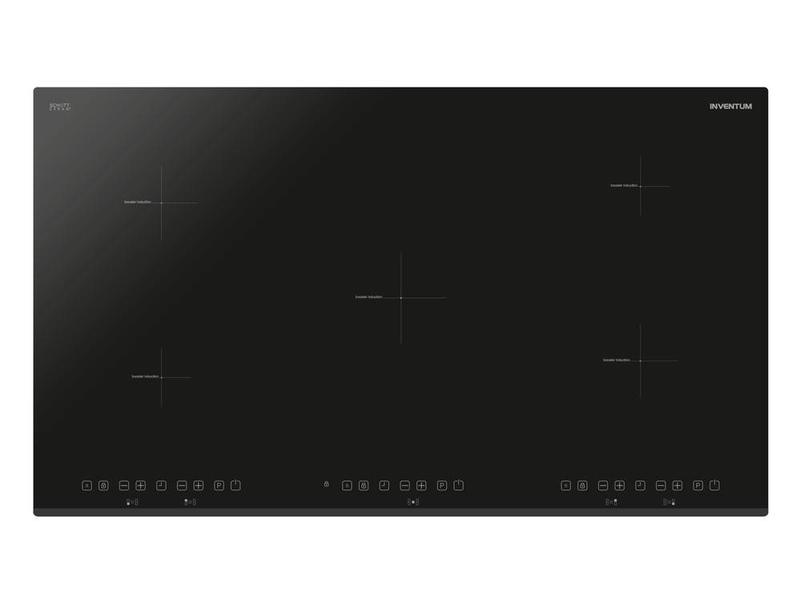 Inventum IKI9021 inductie kookplaat 90 cm
