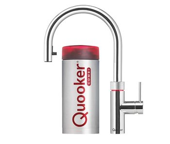 Quooker Flex chroom combi+
