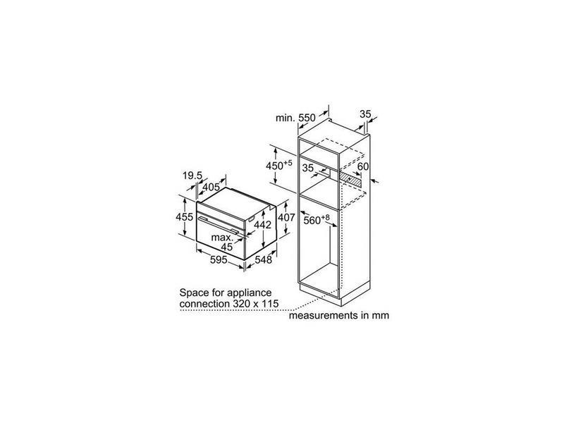 Bosch CMG633BS1 combi-magnetron nis 45