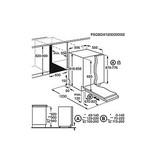AEG FSS6360XP inbouw-vaatwasser
