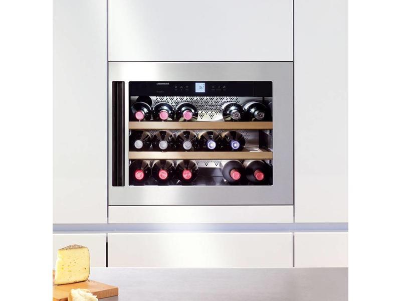 Liebherr WKEes 553 Grandcru wijnkoeler