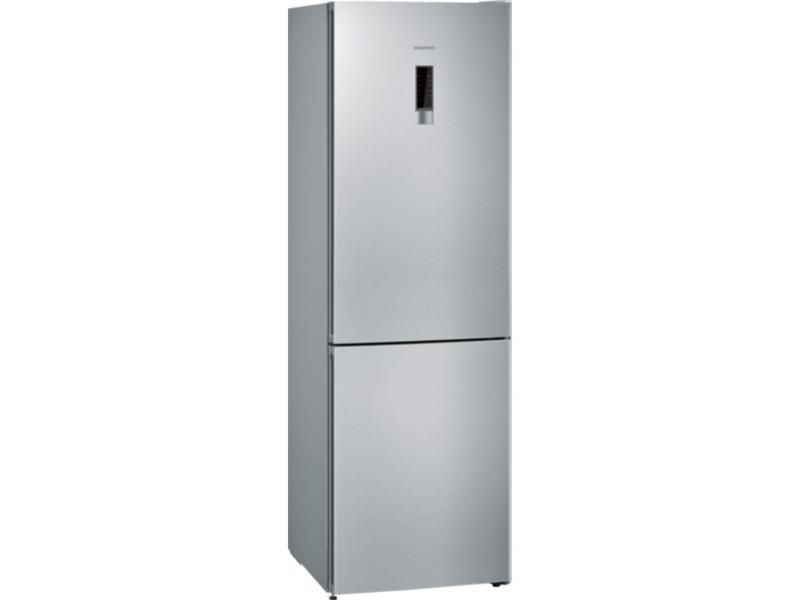 Siemens KG36NXI35 koel-vriescombinatie 186cm rvs