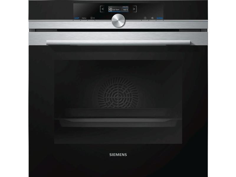 Siemens HB675GBS1 inbouw-oven nis 60cm