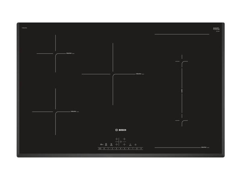 Bosch PVW851FB1E inductie-kookplaat 80cm