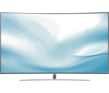 Samsung QE55Q8CAMLXXN Sterling Silver televisie