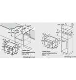 Bosch CMG636BB1 combi-magnetron nis 45