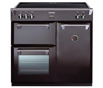 Stoves Richmond 900 EI MAT ZWART