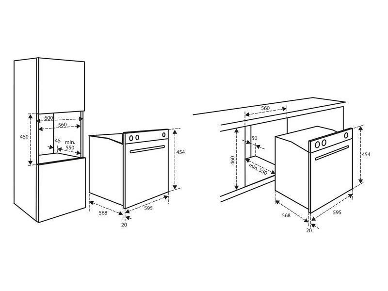Inventum combi-magnetron IMC 6144RK