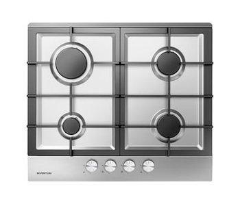 Inventum IKG6023GRVS gas-kookplaat 60cm
