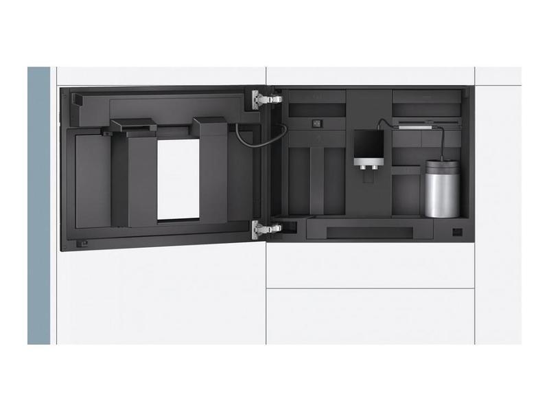 Siemens CT636LES6 inbouw koffieapparaat