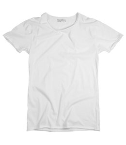 Bread and Boxers T-shirt Crew-Neck White