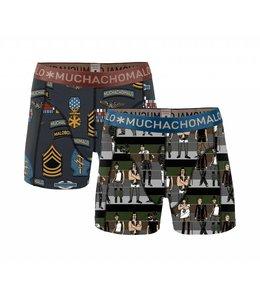 Muchachomalo 2-PACK MEN Uniform