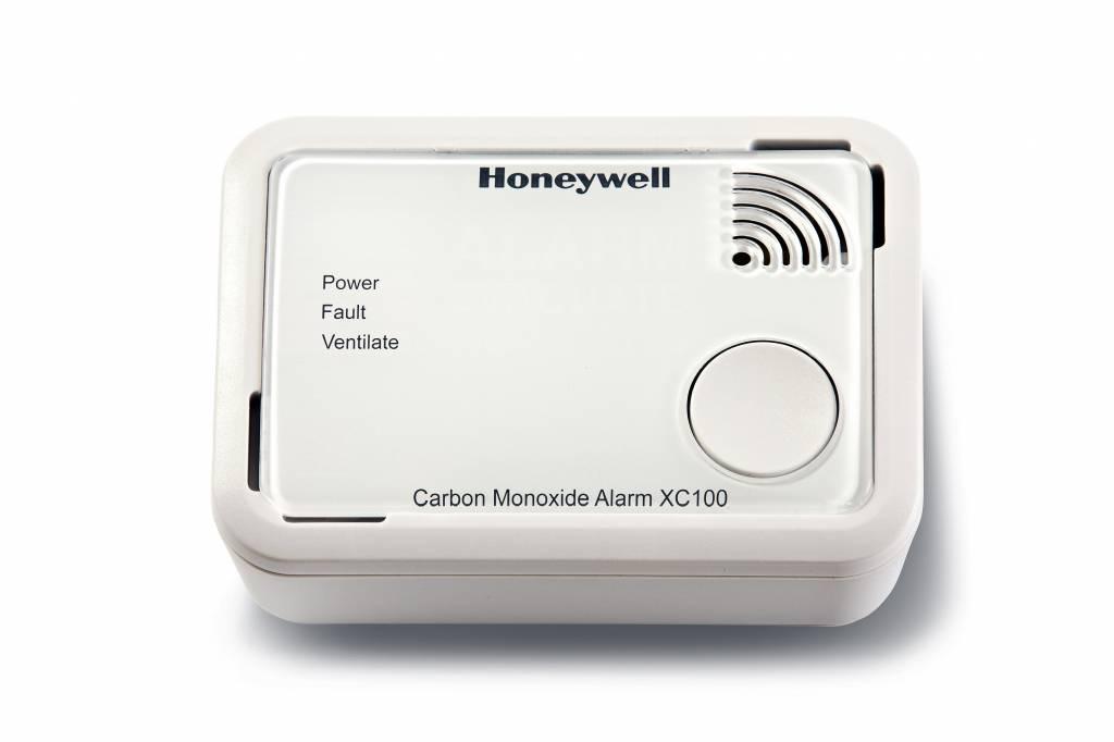 Honeywell Koolmonoxidemelder XC-100 van Honeywell