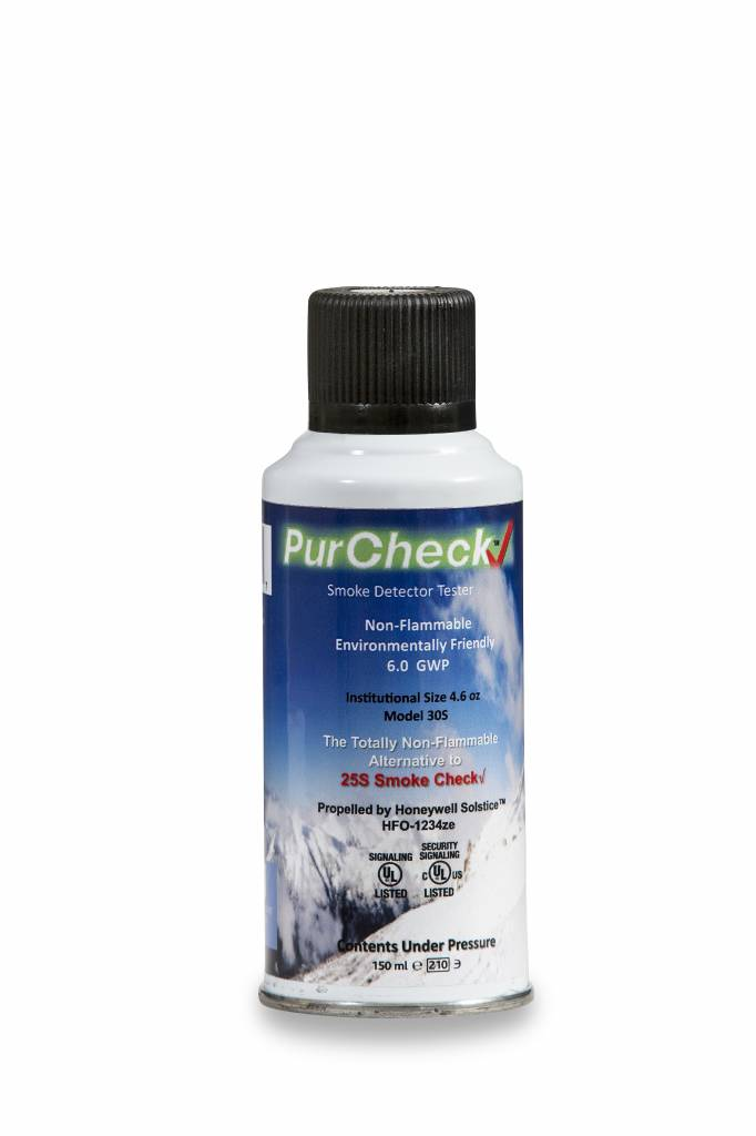Fito PurCheck Testgas voor rookmelders van de FITO Profi-line