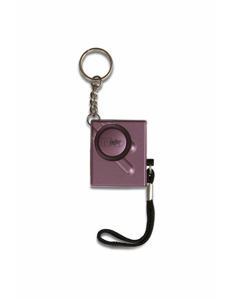 Fito Persoonsalarm sleutelhanger (Mini 4cm x 4,5cm) per 2 stuks