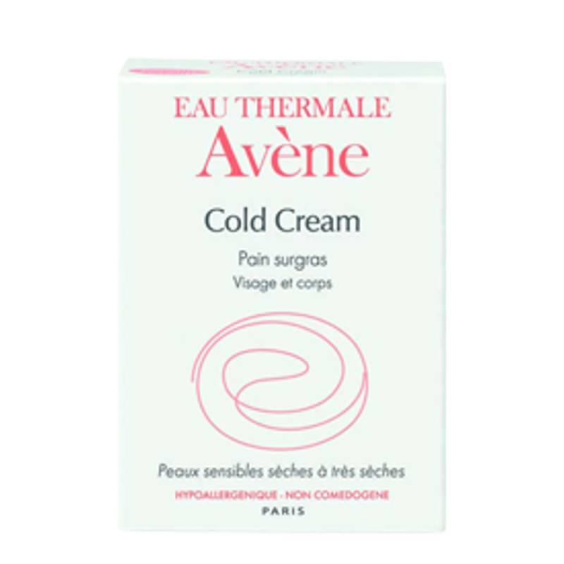 Eau Thermale Avène Avene Cold Cream Reinigingsblokje - 100g